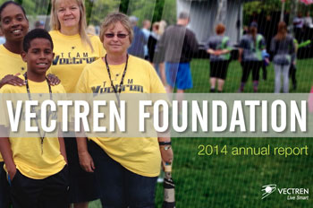 View the Vectren Foundation Annual Report